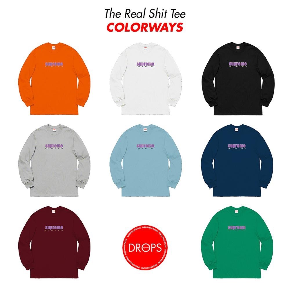 supreme-19ss-spring-summer-the-real-shit-l-s-tee