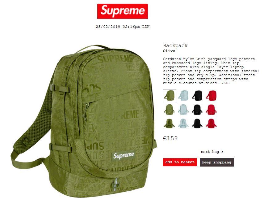 supreme-online-store-20190302-week1-release-items