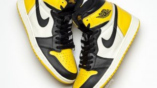 NIKE AIR JORDAN 1 RETRO HIGH OG YELLOW TOEが2019年に発売予定