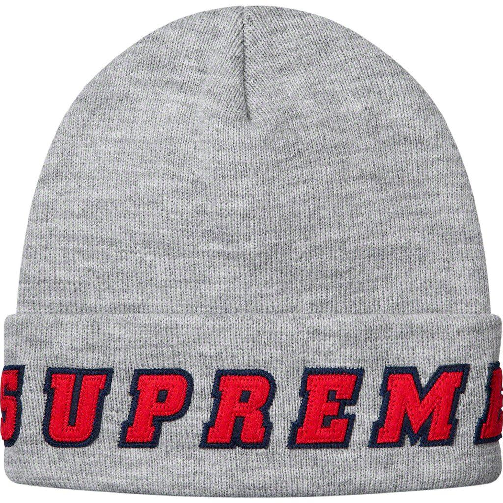 supreme-19ss-spring-summer-felt-logo-beanie