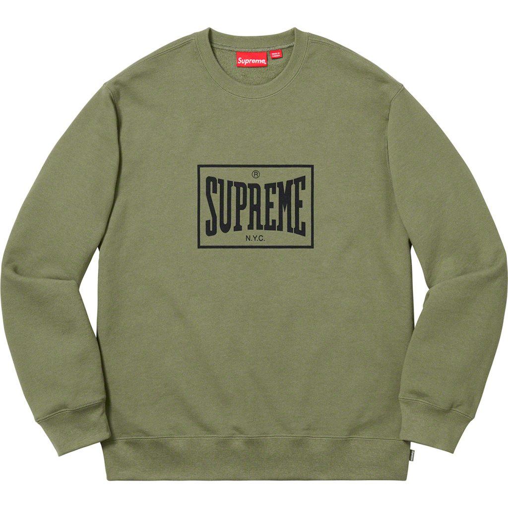supreme-19ss-spring-summer-warm-up-crewneck