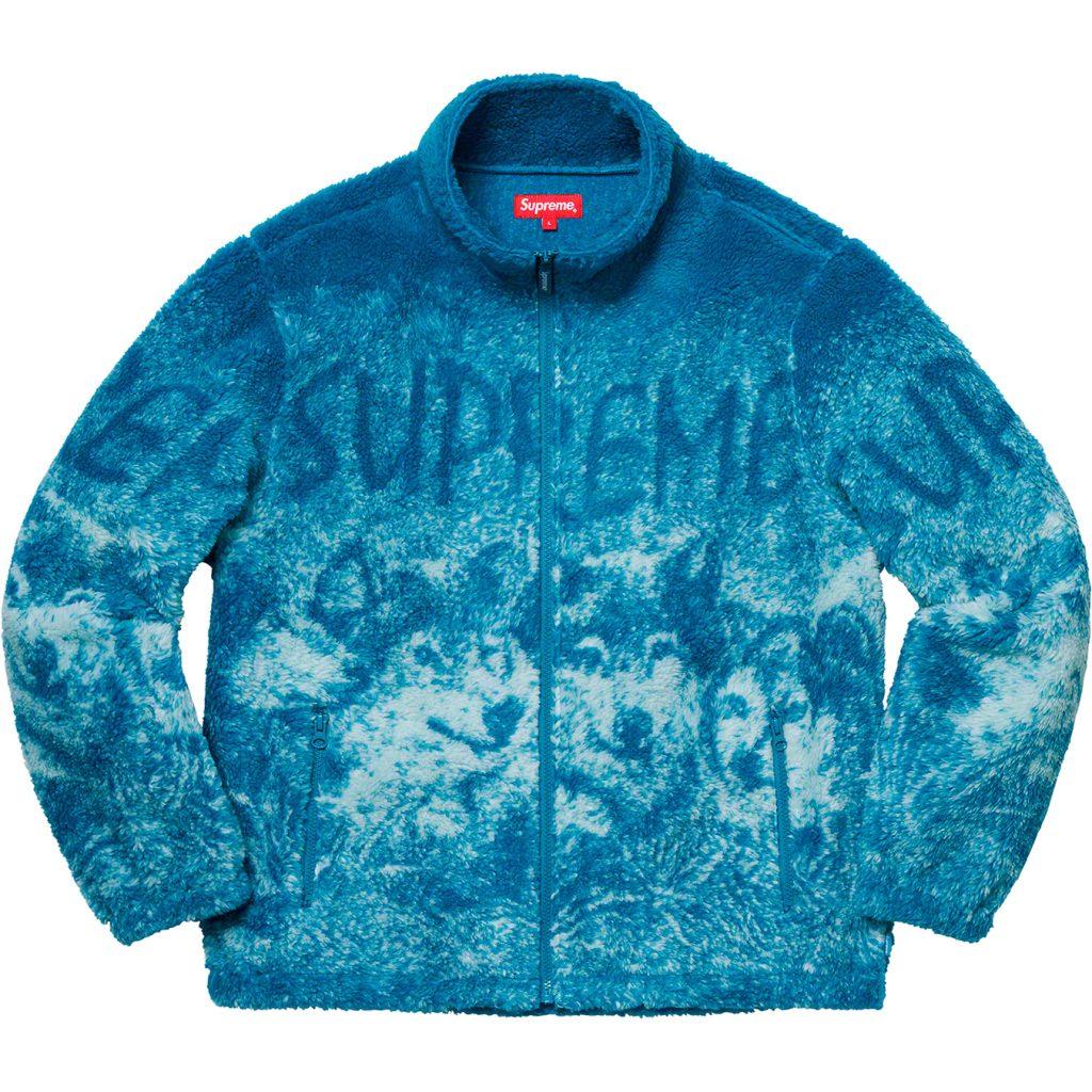 supreme-19ss-spring-summer-wolf-fleece-jacket