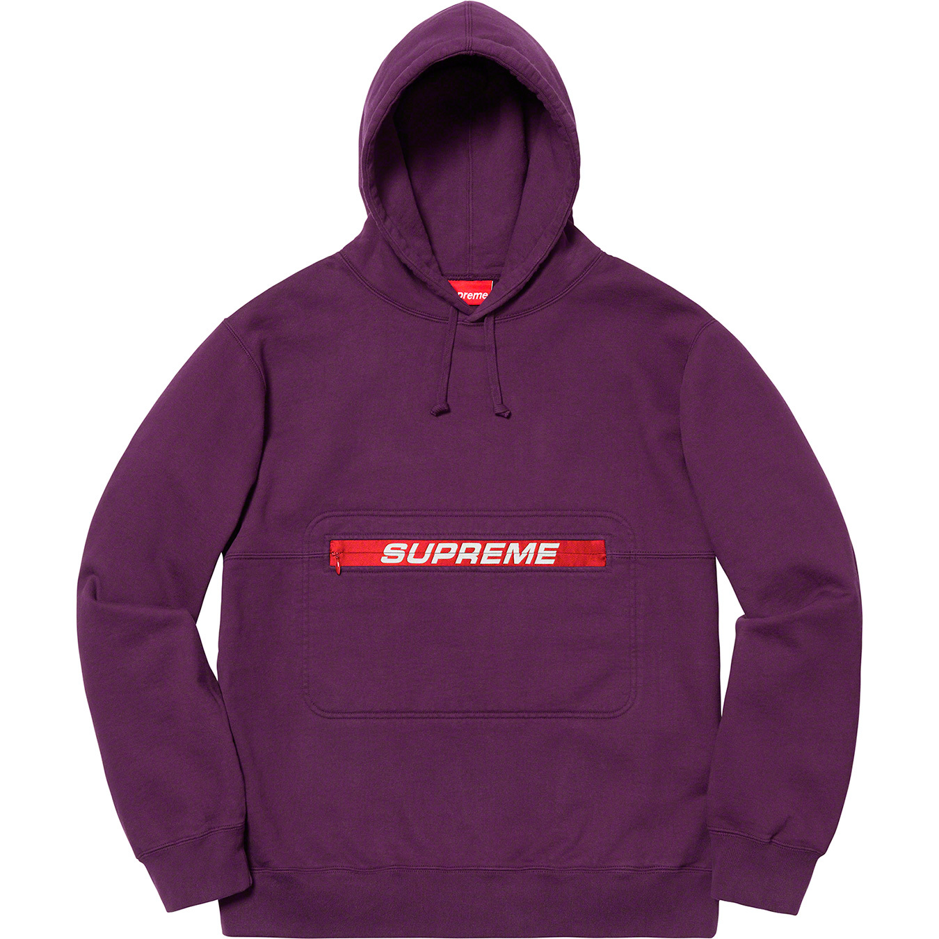 supreme-19ss-spring-summer-zip-pouch-hooded-sweatshirt