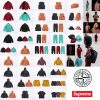 Supreme × Stone Island 19SS コラボアイテムが3月16日 Week3に国内発売予定【全11アイテム掲載中】