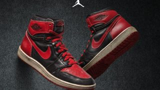 NIKE AIR JORDAN 1 RETRO HIGH OG BRED 2019が11/29に海外発売予定