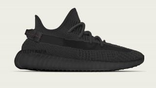 YEEZY BOOST 350 V2 BLACKが6/22に海外発売予定