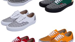 Fucking Awesome × Vans Authentic C Proが5/19に国内発売予定