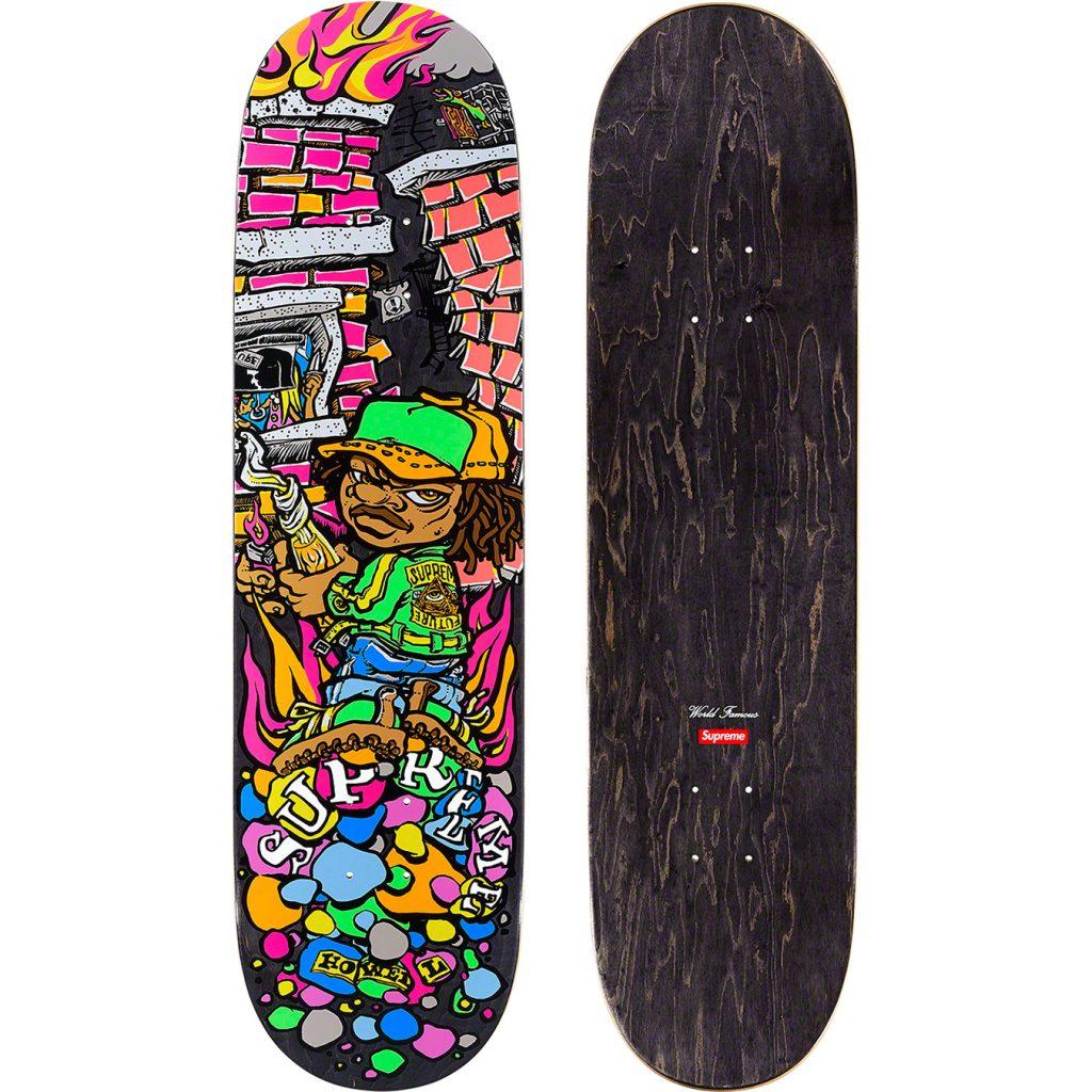 supreme-19ss-spring-summer-molotov-kid-skateboard