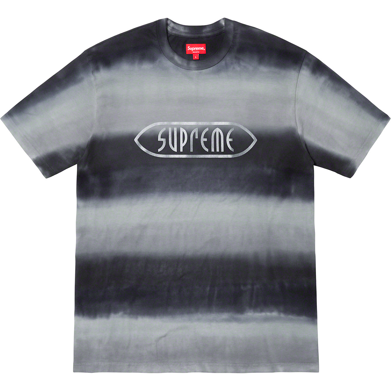 supreme-19ss-spring-summer-rainbow-stripe-tee