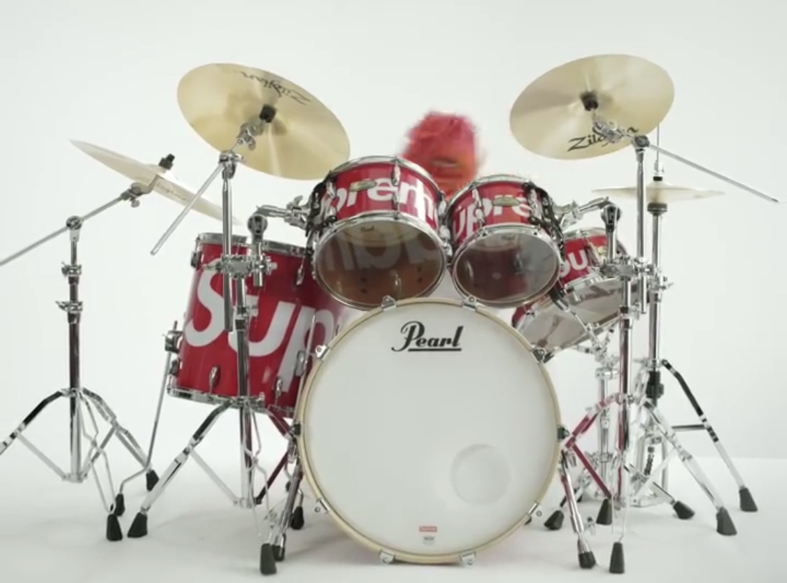 supreme-19ss-spring-summer-supreme-pearl-session-studio-select-drum-set-zildjian-cymbals