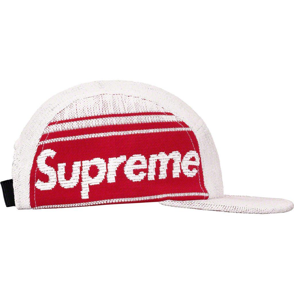 supreme-19ss-spring-summer-raffia-woven-logo-camp-cap