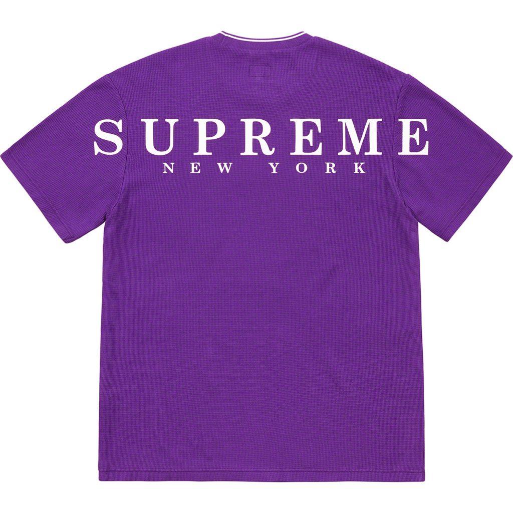 supreme-19ss-spring-summer-stripe-rib-waffle-top