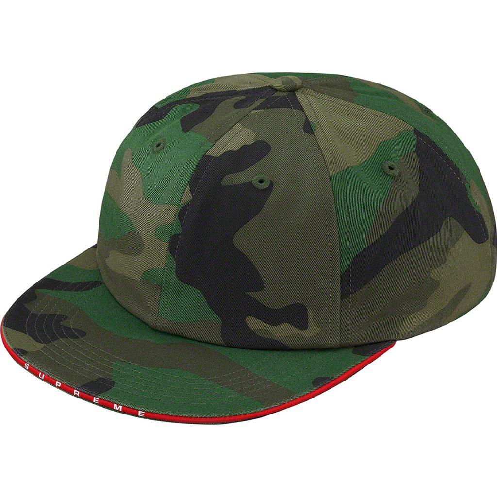 supreme-19ss-spring-summer-visor-logo-twill-6-panel