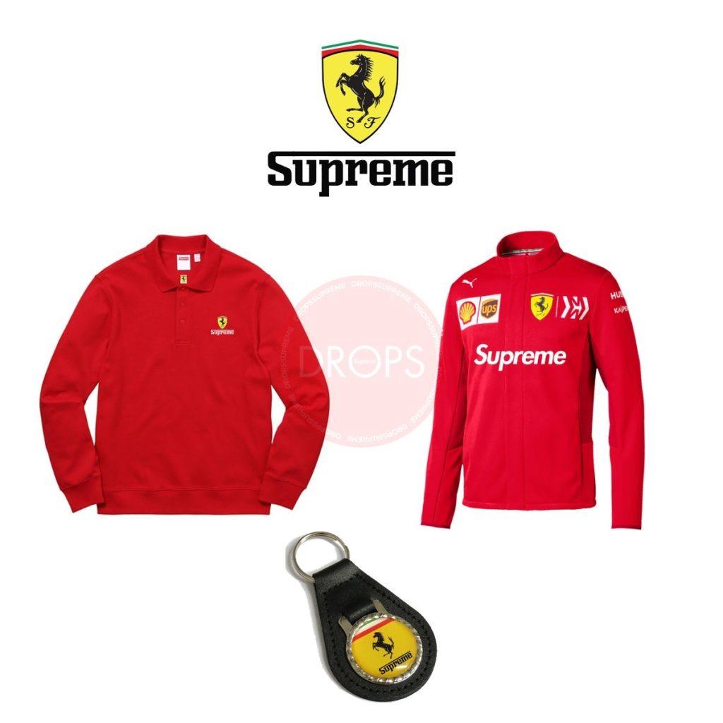 supreme-2019aw-autumn-winter-leak-ferrari