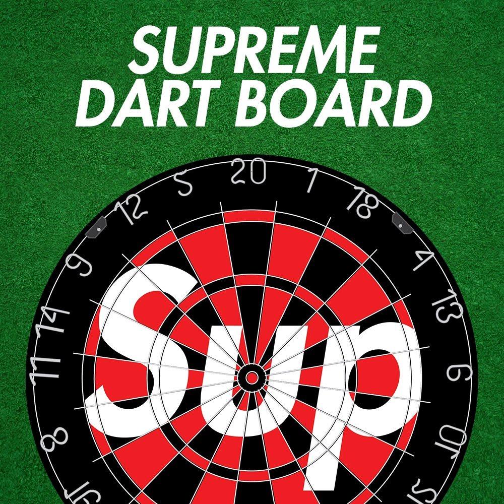 supreme-2019aw-autumn-winter-dart-board