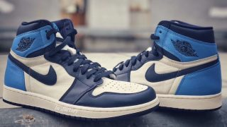 NIKE AIR JORDAN 1 HIGH OBSIDIAN UNIVERSITY BLUEが8/31に海外発売予定