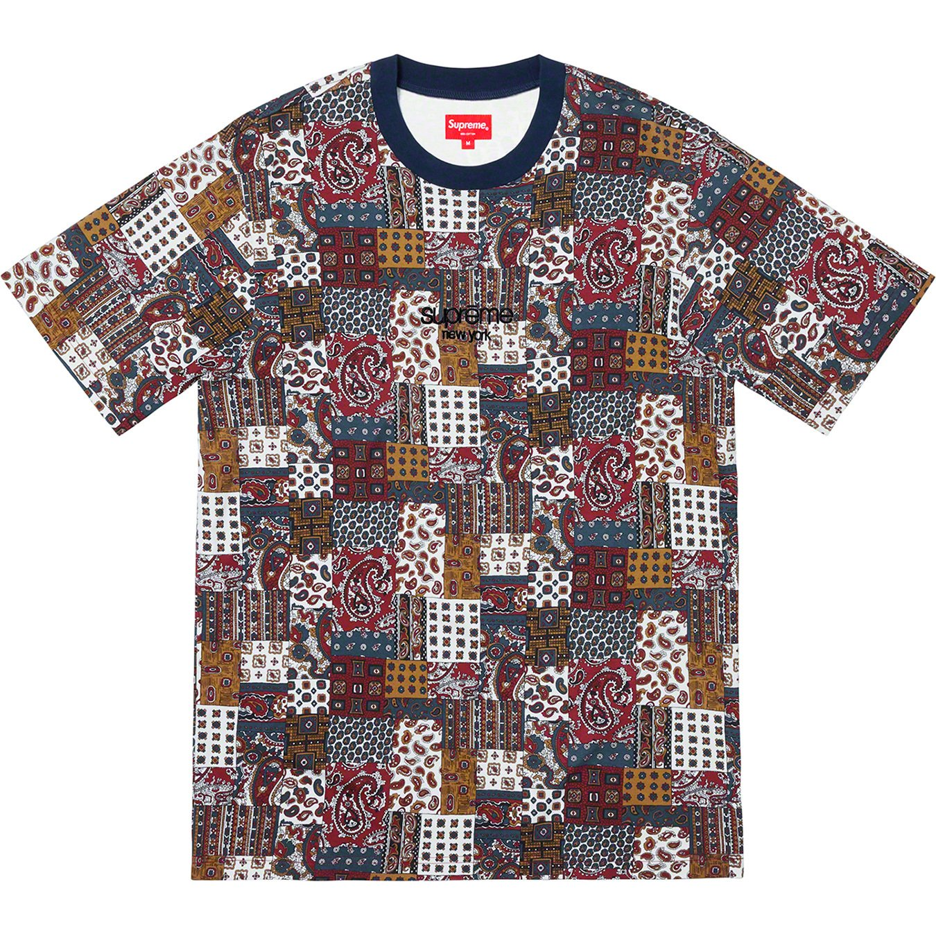 supreme-19ss-spring-summer-patchwork-paisley-s-s-top