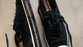 NEIGHBORHOOD × CONVERSE JACK PURCELL & CHUCK TAYLORが近日発売予定