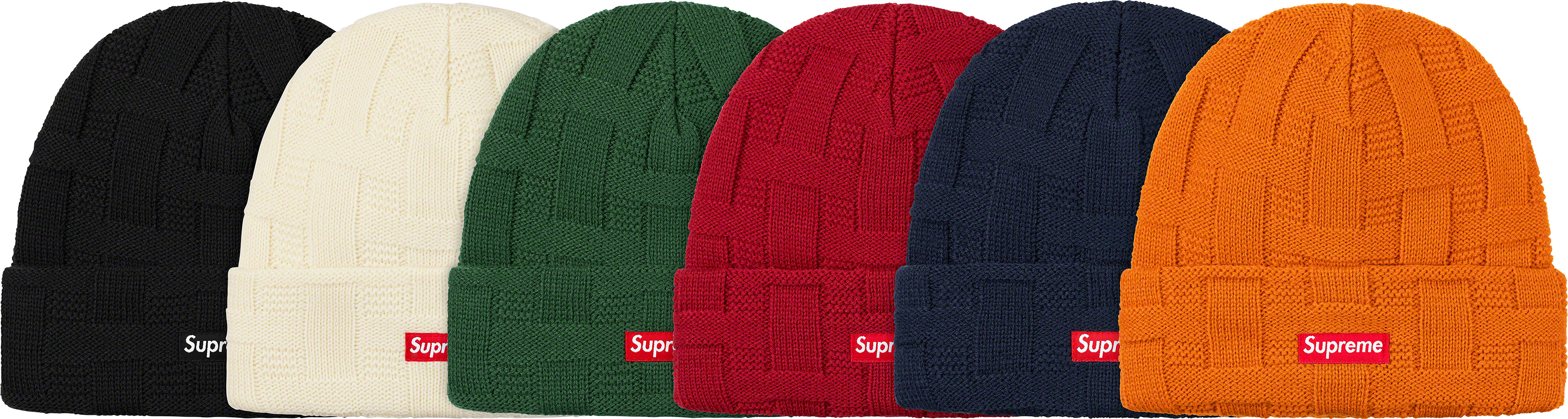 supreme-19aw-19fw-fall-winter-basket-weave-beanie