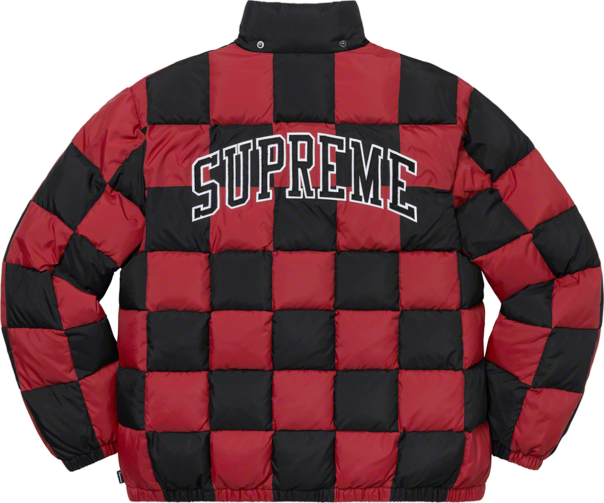 supreme-19aw-19fw-fall-winter-checkerboard-puffy-jacket