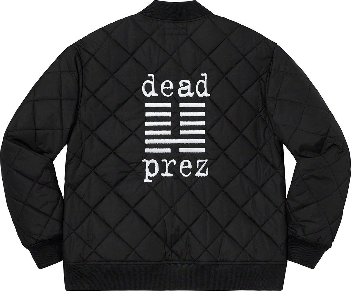supreme-19aw-19fw-fall-winter-dead-prez-quilted-work-jacket