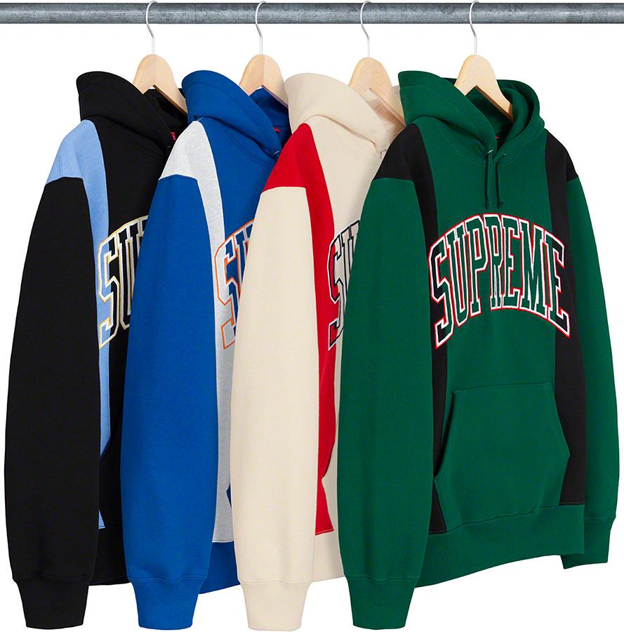 supreme-19aw-19fw-fall-winter-paneled-arc-hooded-sweatshirt