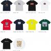 Supreme 19AW コレクションのTシャツ一覧ページ