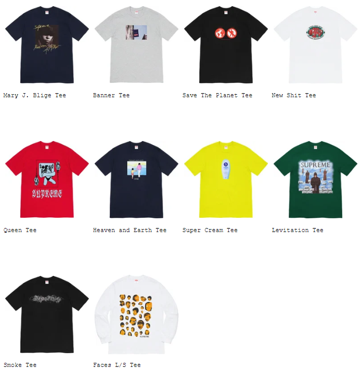 supreme-19aw-19fw-fall-winter-preview-tshirt