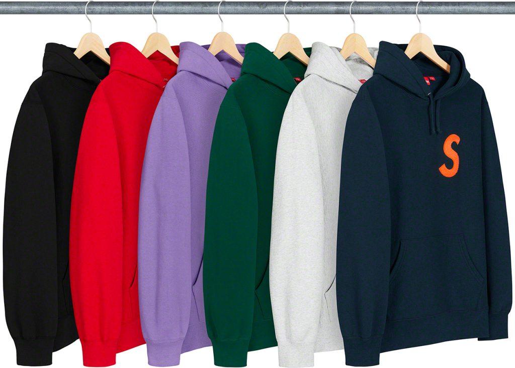 supreme-19aw-19fw-fall-winter-s-logo-hooded-sweatshirt