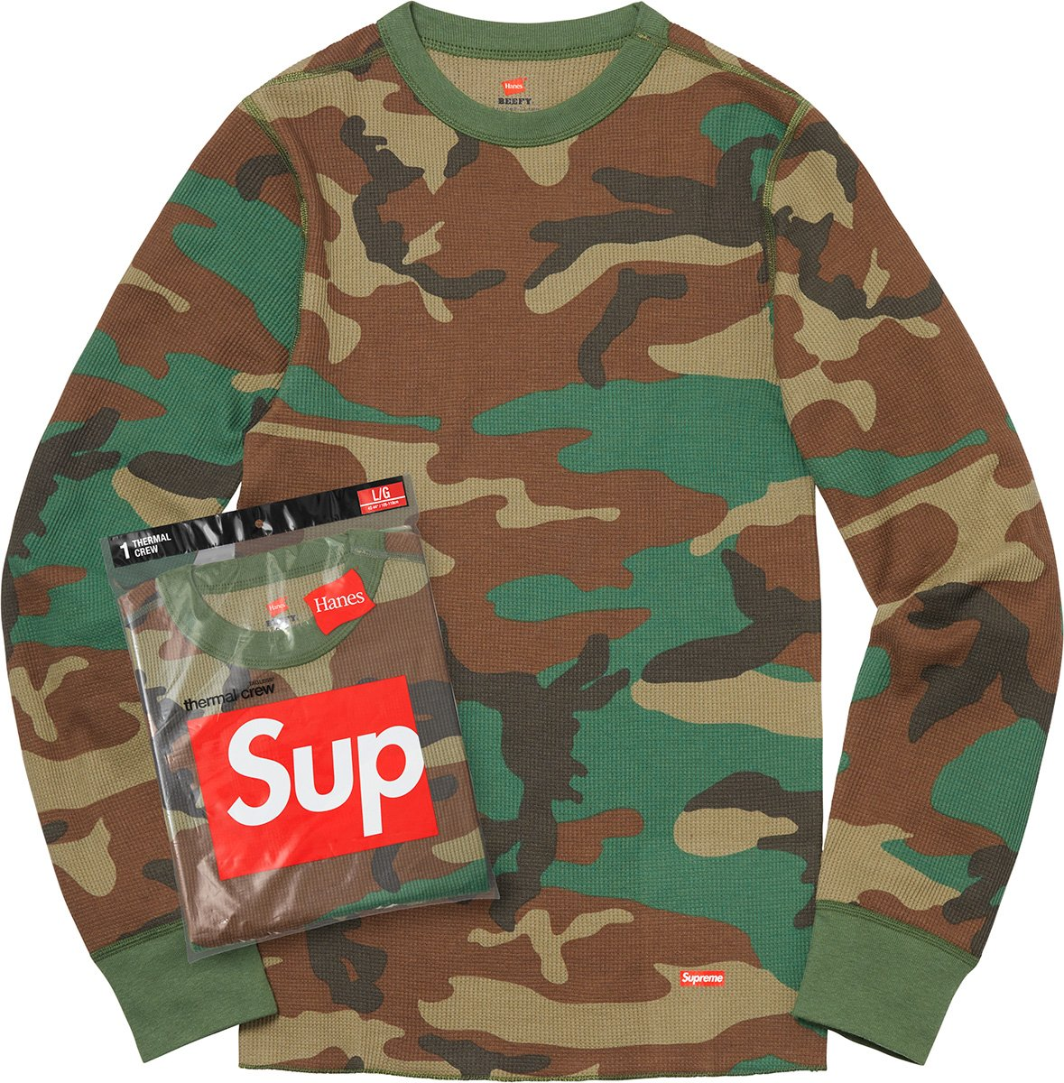 supreme-19aw-19fw-fall-winter-supreme-hanes-thermal-crew-1-pack