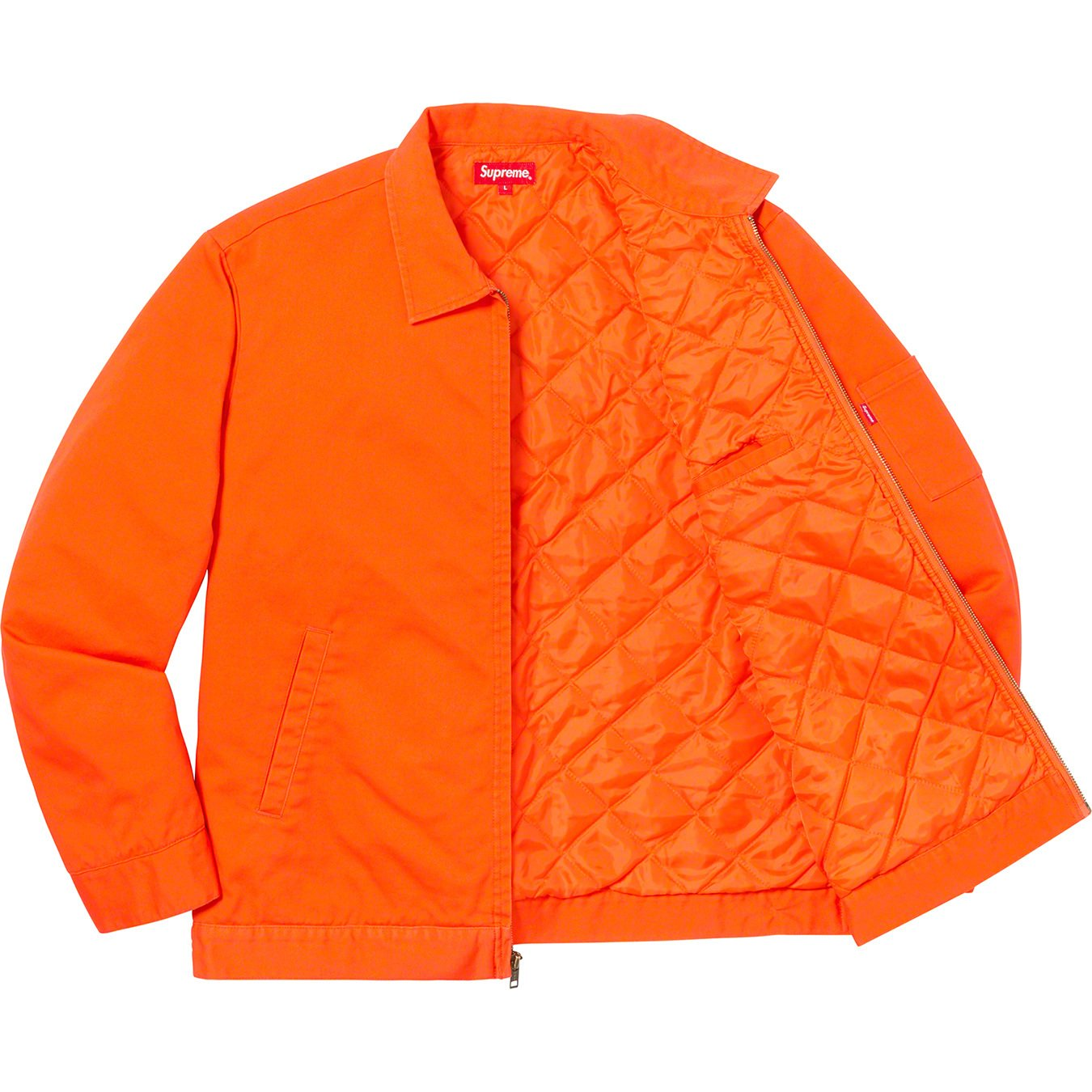 supreme-19aw-19fw-fall-winter-cop-car-embroidered-work-jacket
