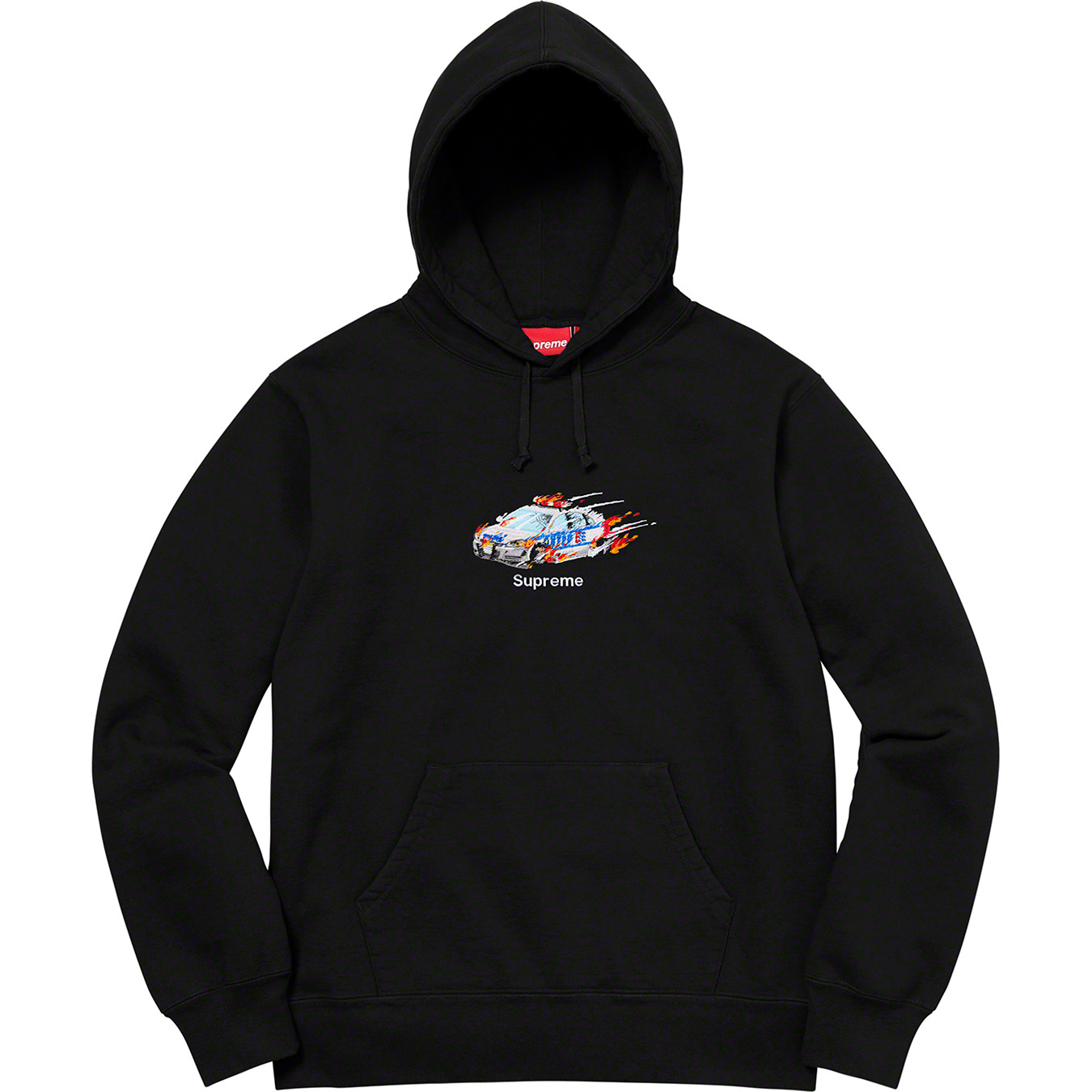 supreme-19aw-19fw-fall-winter-cop-car-hooded-sweatshirt