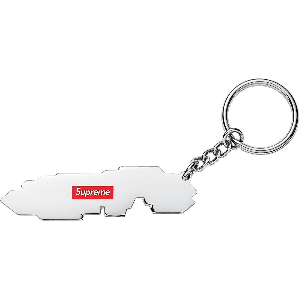 supreme-19aw-19fw-fall-winter-delta-logo-keychain