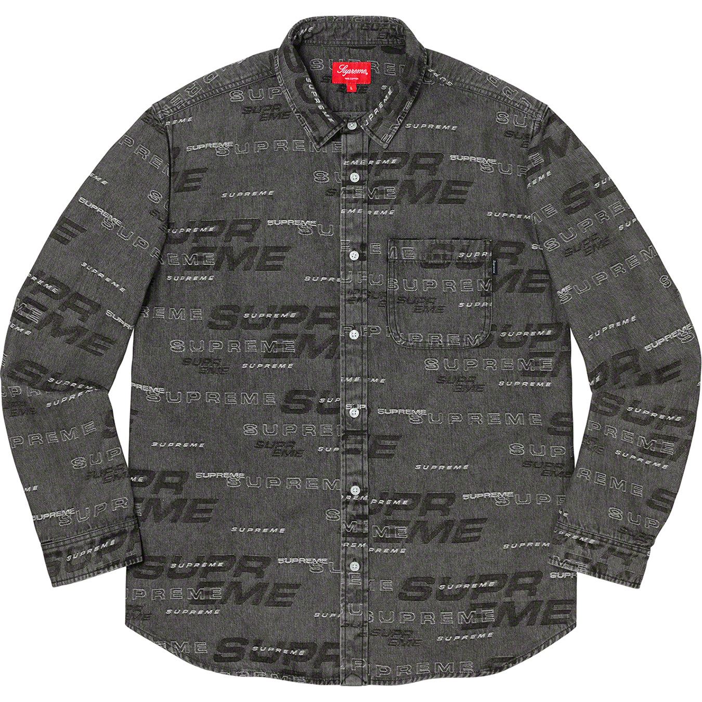 supreme-19aw-19fw-fall-winter-dimensions-logo-denim-shirt