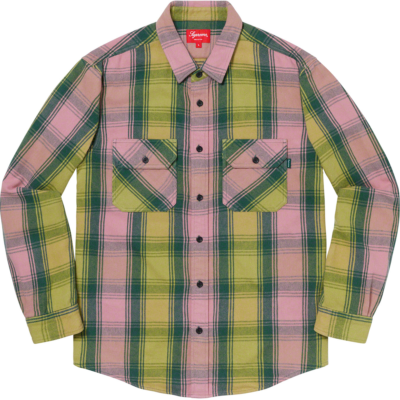 supreme-19aw-19fw-fall-winter-heavyweight-flannel-shirt
