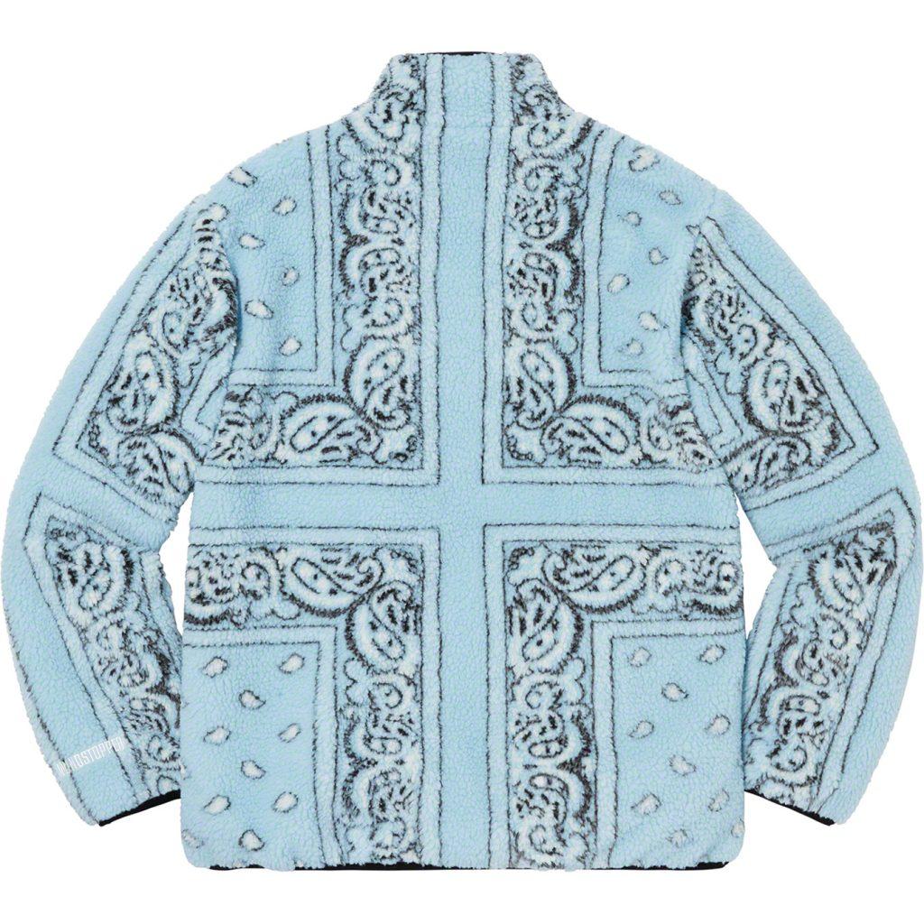 supreme-19aw-19fw-fall-winter-reversible-bandana-fleece-jacket