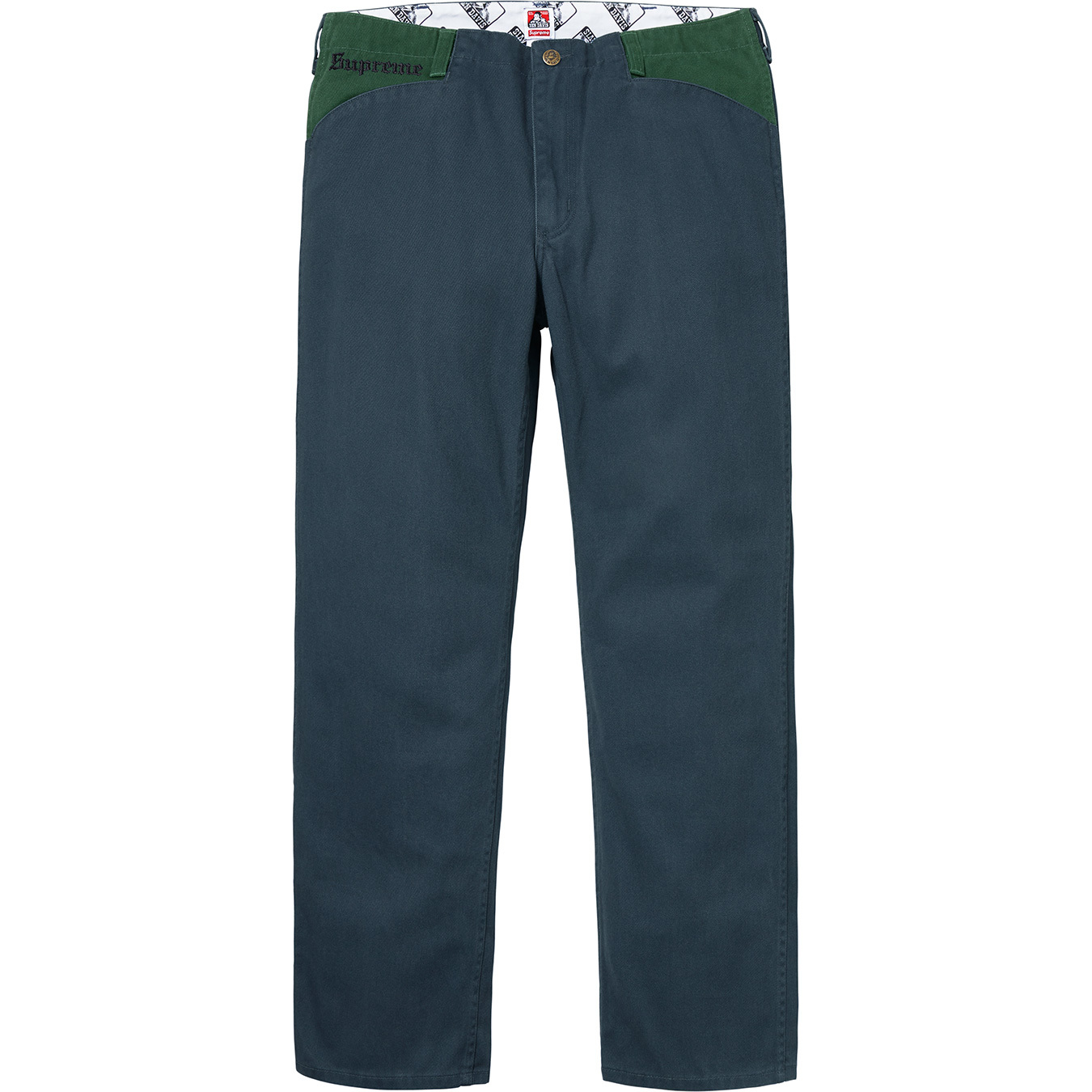 supreme-ben-davis-19aw-19fw-collaboration-release-20190914-week3-work-pant