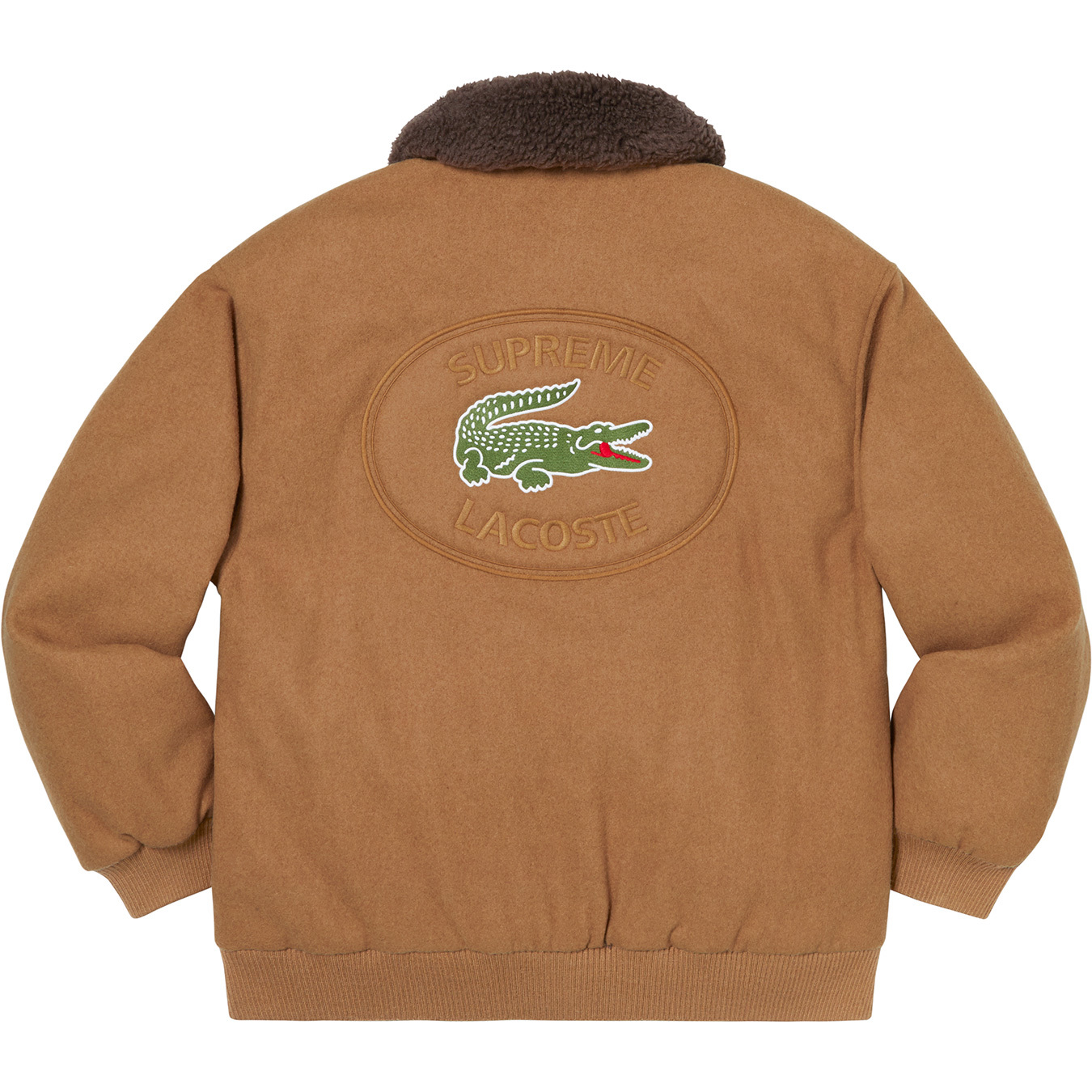 supreme-lacoste-19aw-19fw-collaboration-release-20190928-week5-wool-bomber-jacket