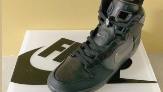 FORTY PERCENT AGAINST RIGHTS × NIKE SB DUNK HIGHが10/25に発売予定