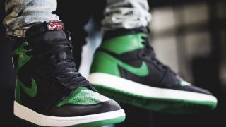 NIKE AIR JORDAN 1 RETRO HIGH OG PINE GREENが2/29に発売予定