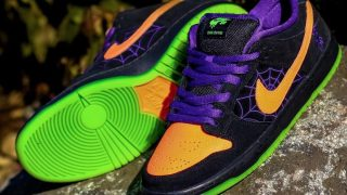 NIKE SB DUNK LOW PRO NIGHT OF MISCHIEFが10/31に発売予定