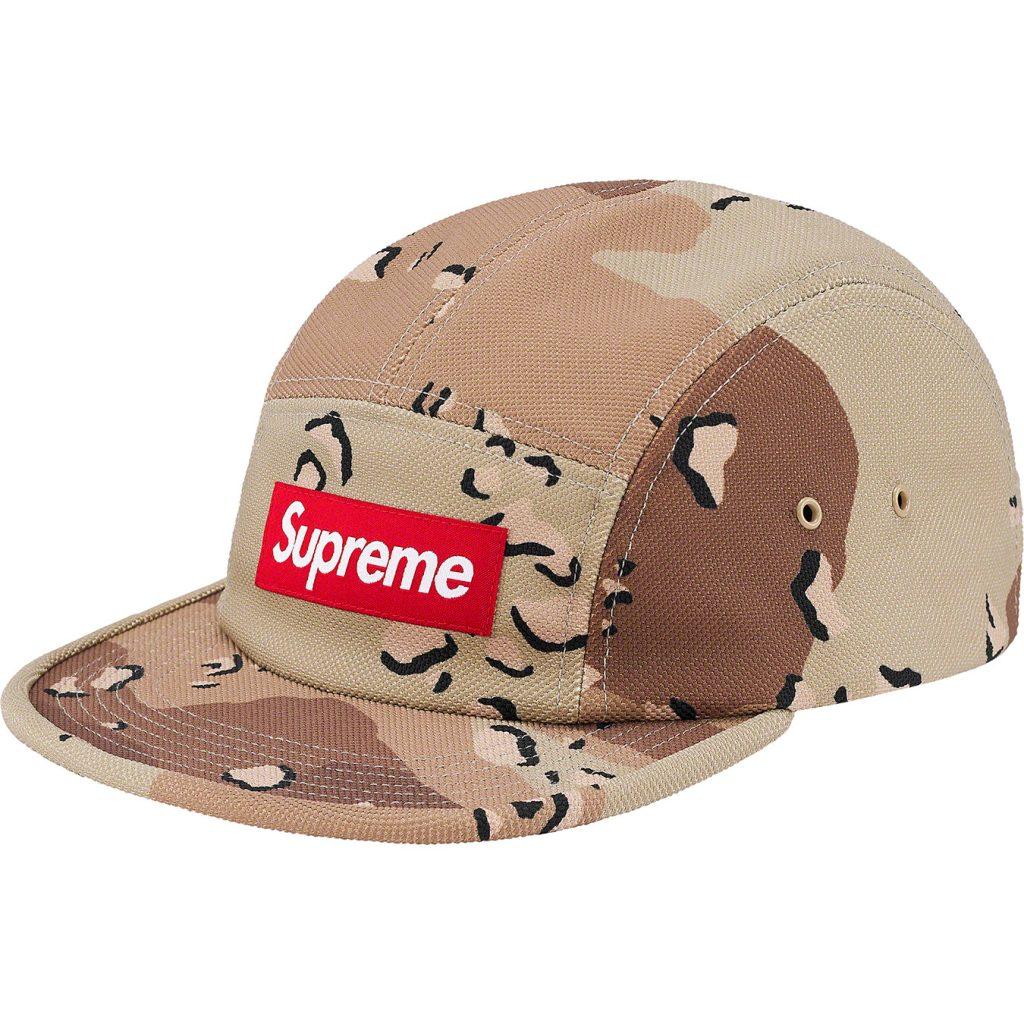 supreme-19aw-19fw-fall-winter-ballistic-nylon-camp-cap