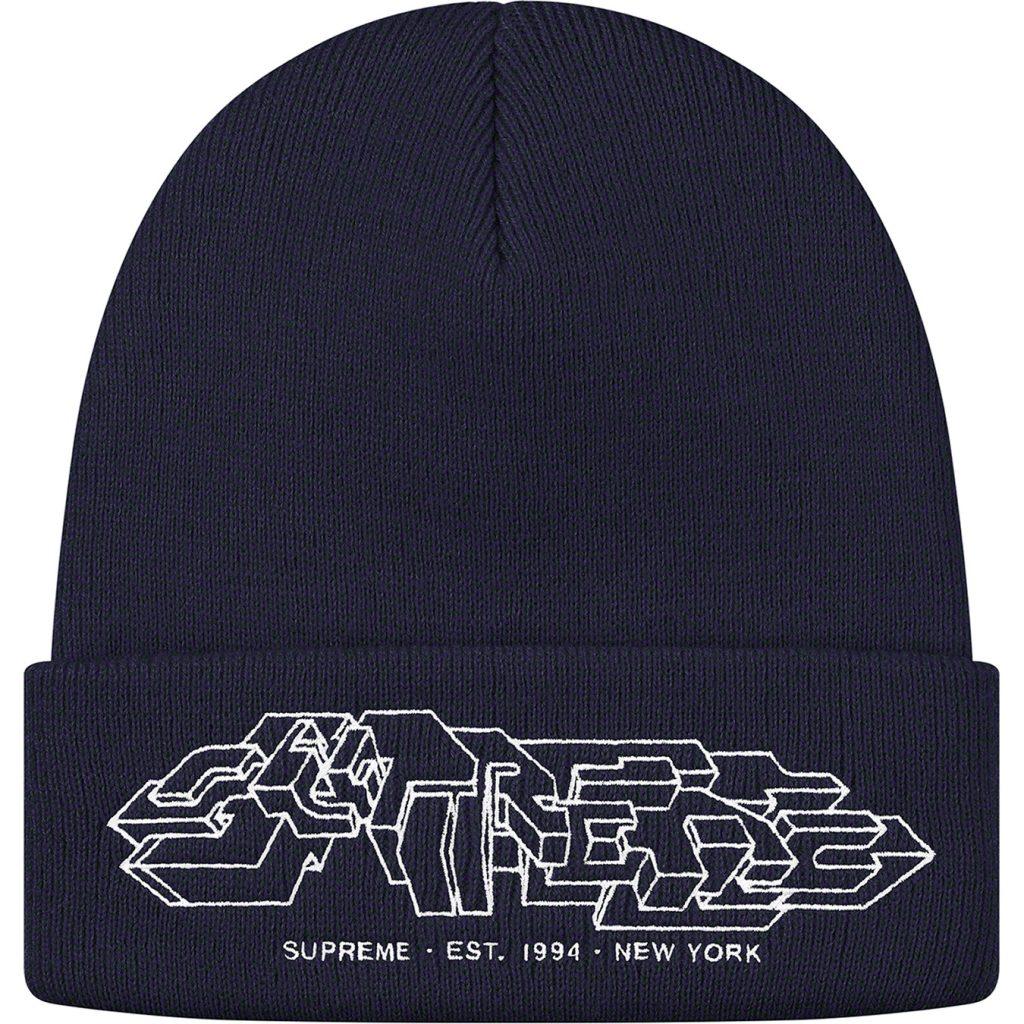 supreme-19aw-19fw-fall-winter-delta-logo-beanie