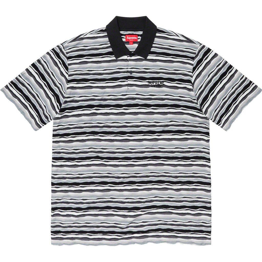 supreme-19aw-19fw-fall-winter-textured-stripe-polo