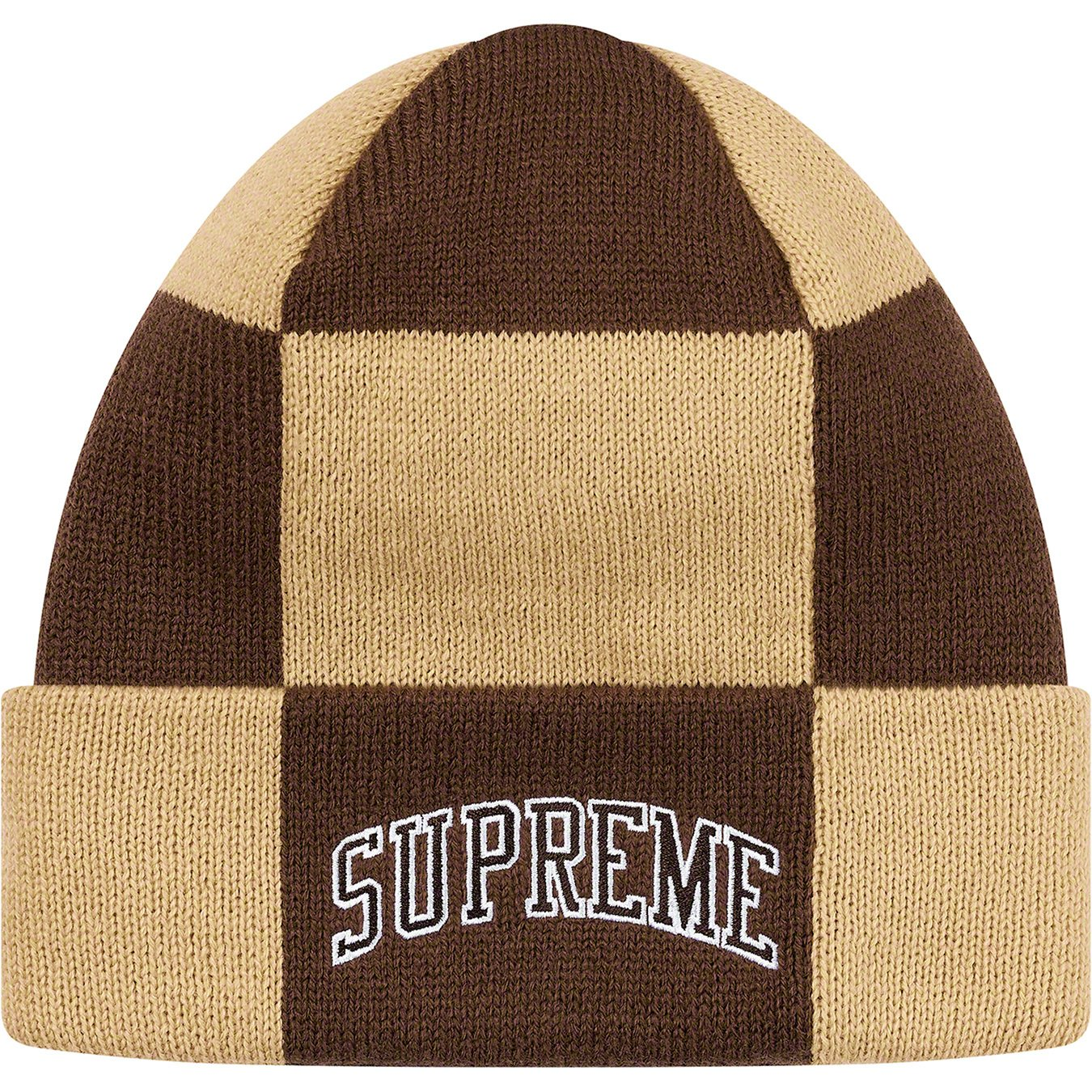 supreme-19aw-19fw-fall-winter-checkerboard-beanie