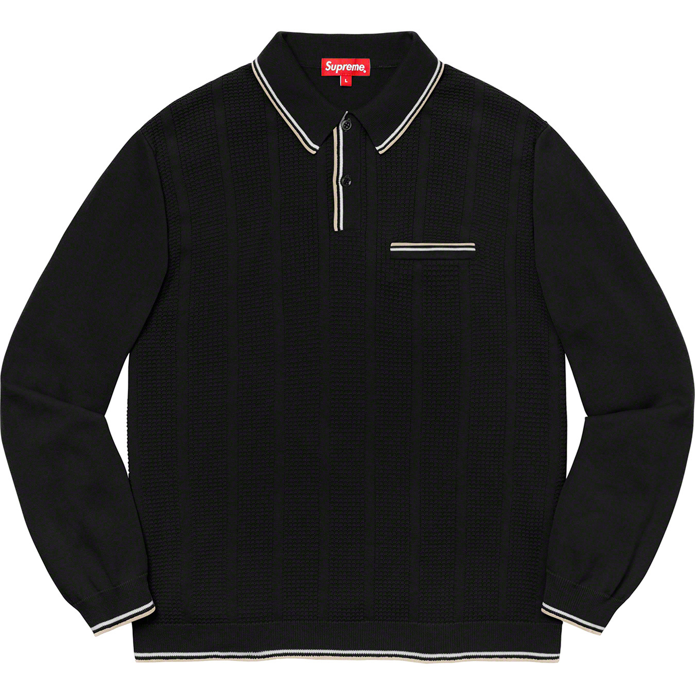 supreme-19aw-19fw-fall-winter-stripe-rib-l-s-knit-polo