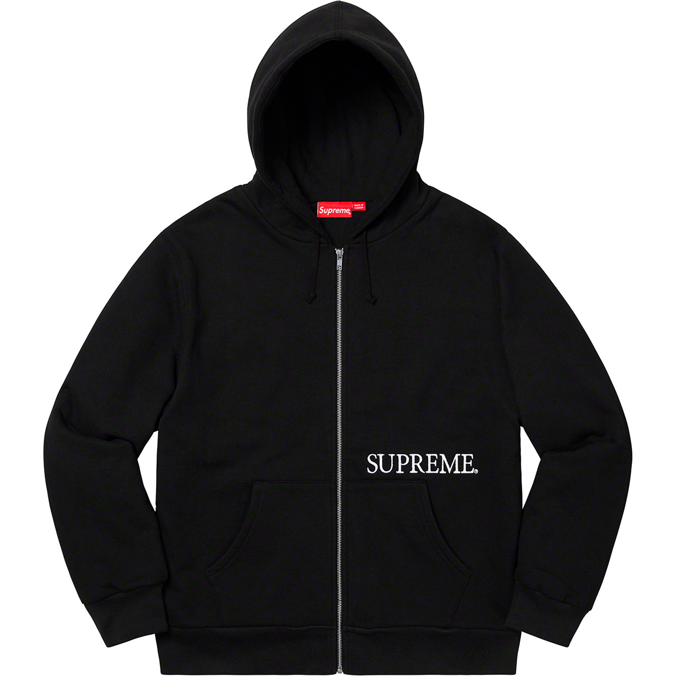 supreme-19aw-19fw-fall-winter-thermal-zip-up-hooded-sweatshirt