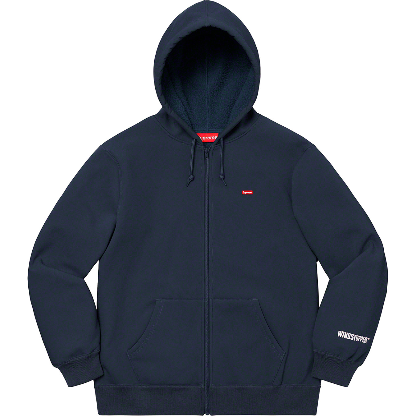 supreme-19aw-19fw-fall-winter-windstopper-zip-up-hooded-sweatshirt