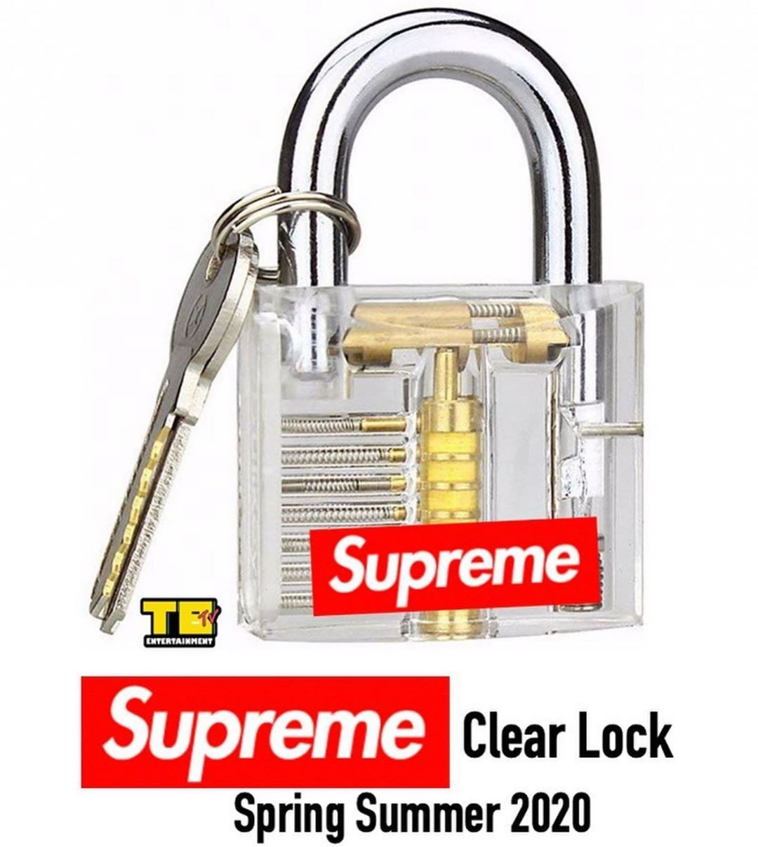 supreme-20ss-spring-summer-clear-lock
