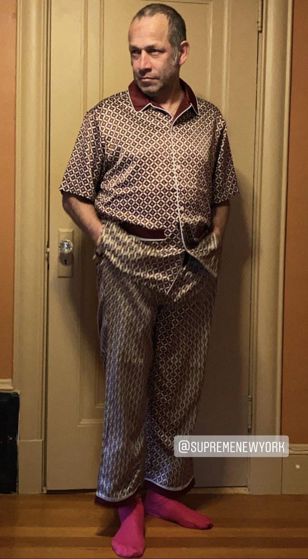 supreme-20ss-spring-summer-satin-pajama-set